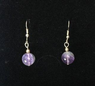 6.2 水晶耳环_紫水晶